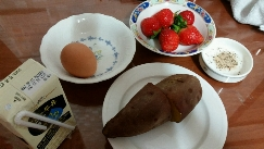 든든하고 맛있는 아침♡