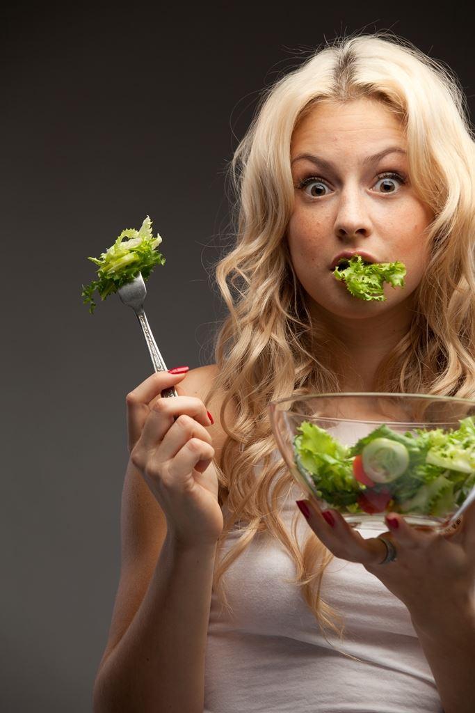 음식을 오래 씹어야 하는 이유