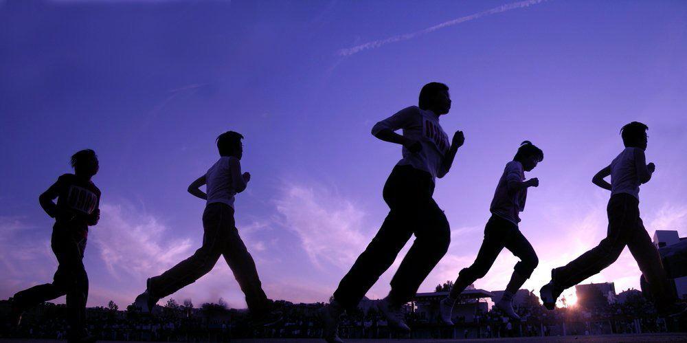 달리기의 놀라운 효능