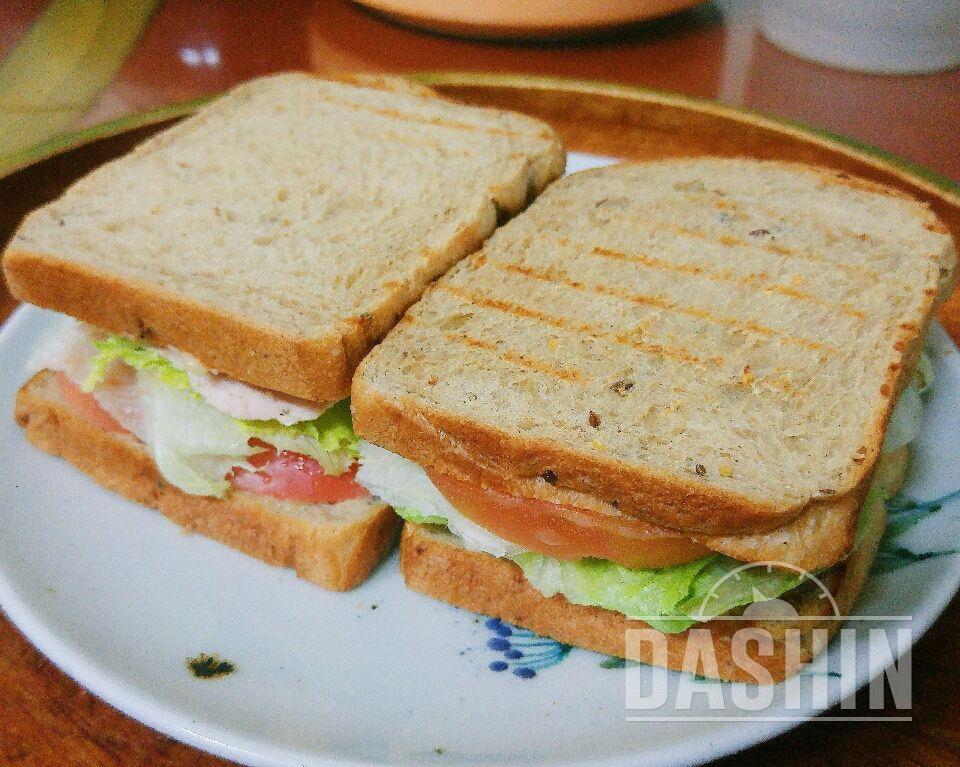샌드위치는 사랑입니다