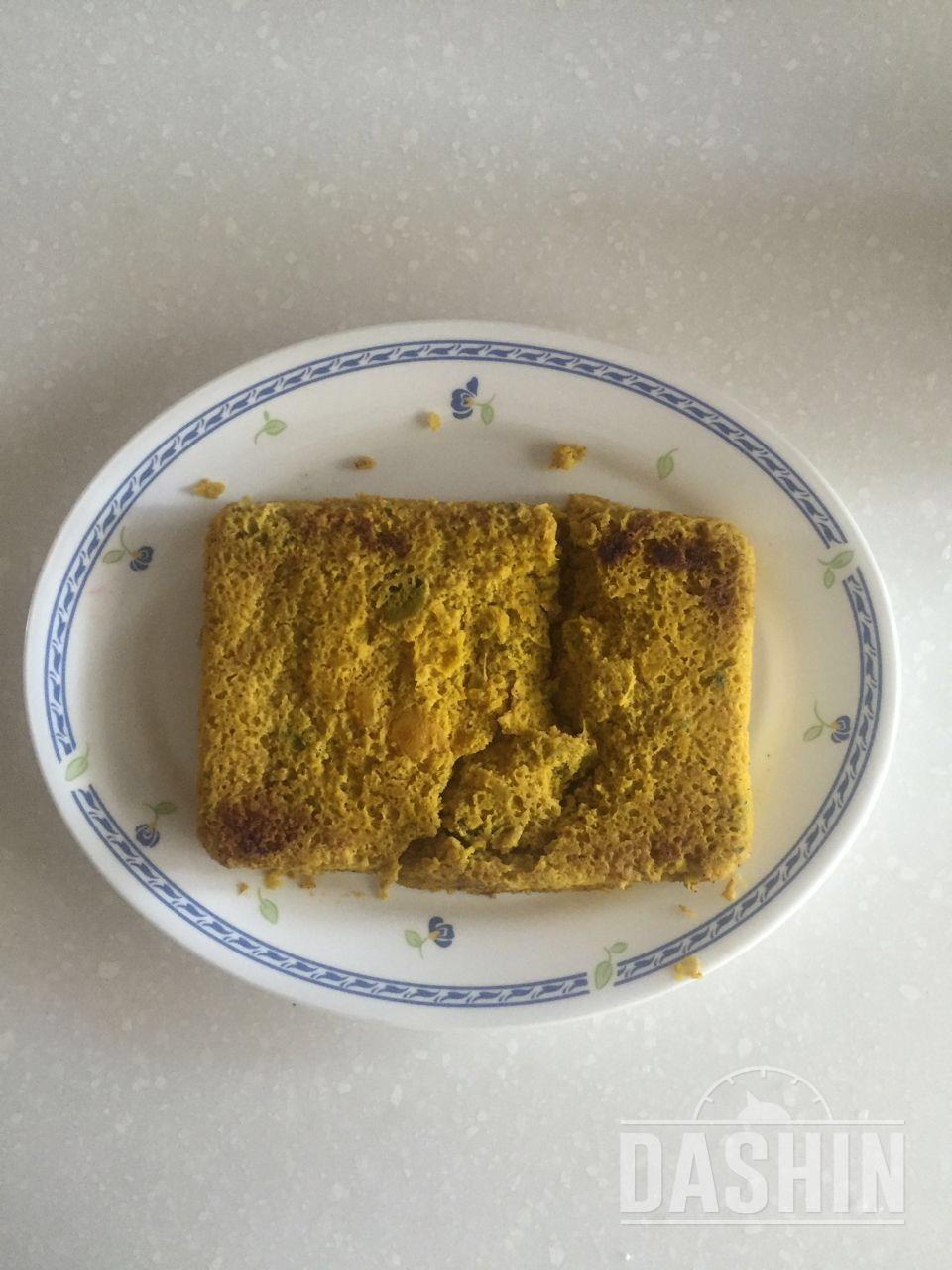 다요트 단호박 빵 만들기(밀가루 설탕 버터 없이)