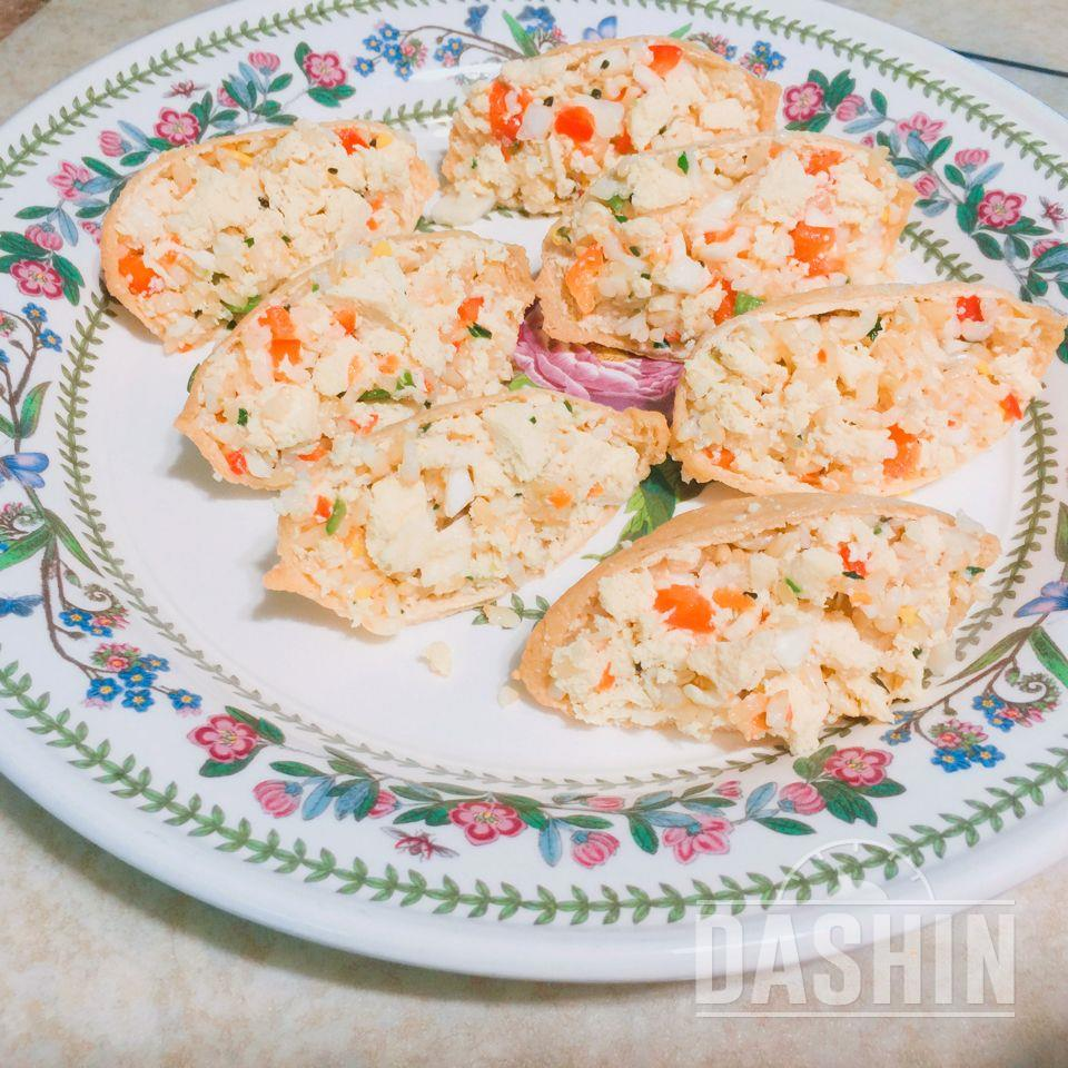 맛있는 유부초밥 만들기😊