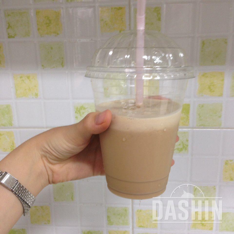 60kcal를 안넘는 커피프라푸치노!!