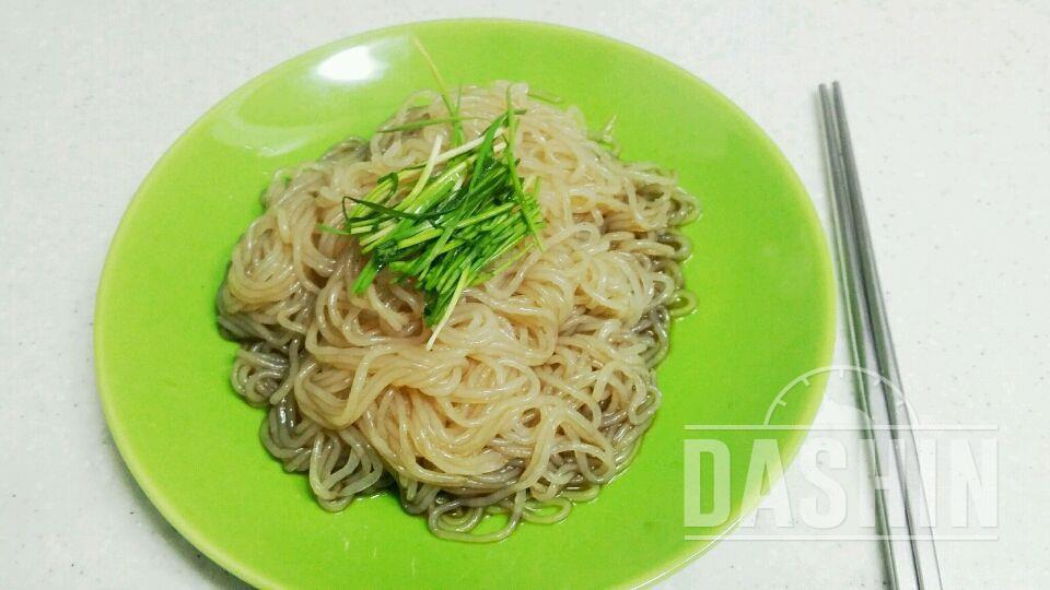 [더라이트] 유자 간장 비빔면-21kcal
