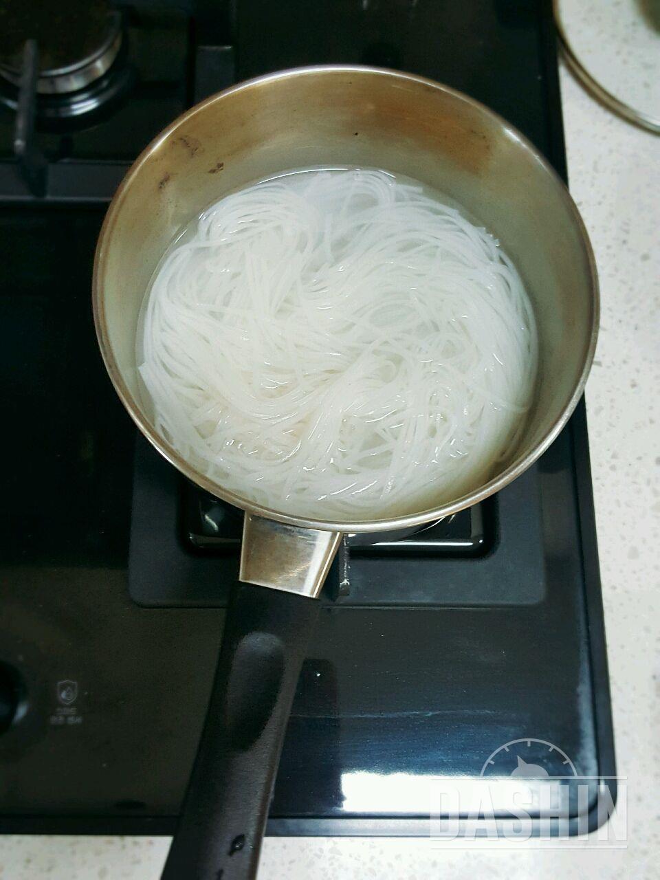 [더라이트 응용]발사믹소스 쌀국수