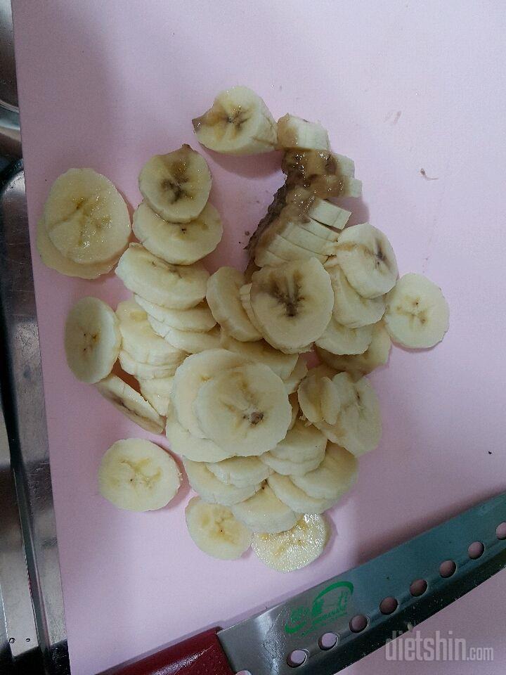 ♡♡설련이의 첫번째 바나나식초 만들기♡♡