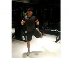 체중감량에 효과적인 전신 운동 [와이드스쿼트 & 원레그컬]