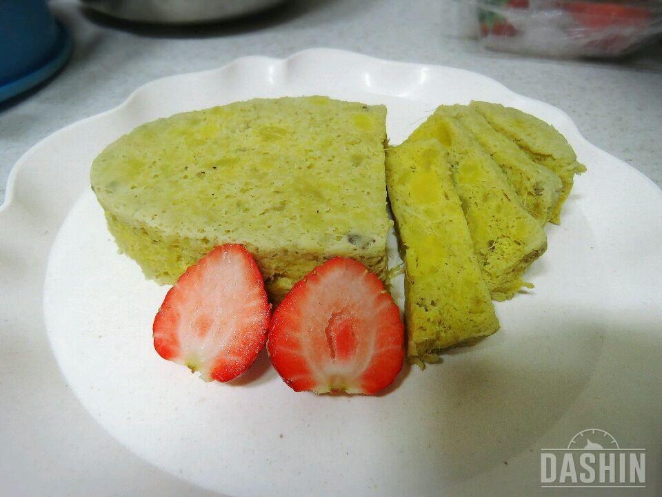 다이어트때 부담 없이 먹을 수 있는  NO밀가루 NO버터! 고구마빵 만들기