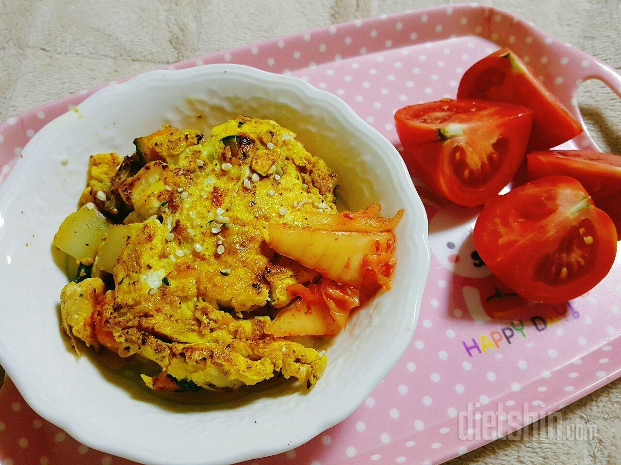 먹으면 먹을수록 땡기는 닭가슴살야채계란으로 만드는 프리타타!(?)