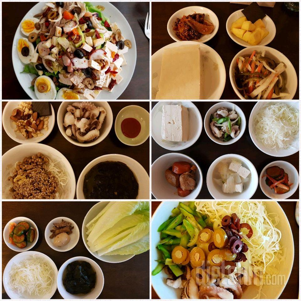 체중감량 도와준 다욧 식단~♡