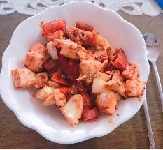 닭가슴살 토마토 볶음