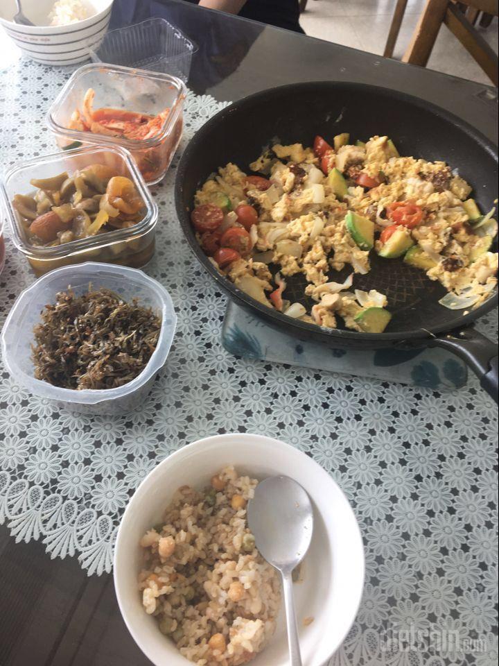 6.30 하루 식단