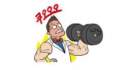 24화, 운동, 힘들게 해야만 다이어트에 효과있을까?