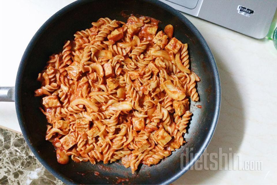 맛있는 다이어트레시피1. 토마토 파스타 ❤️