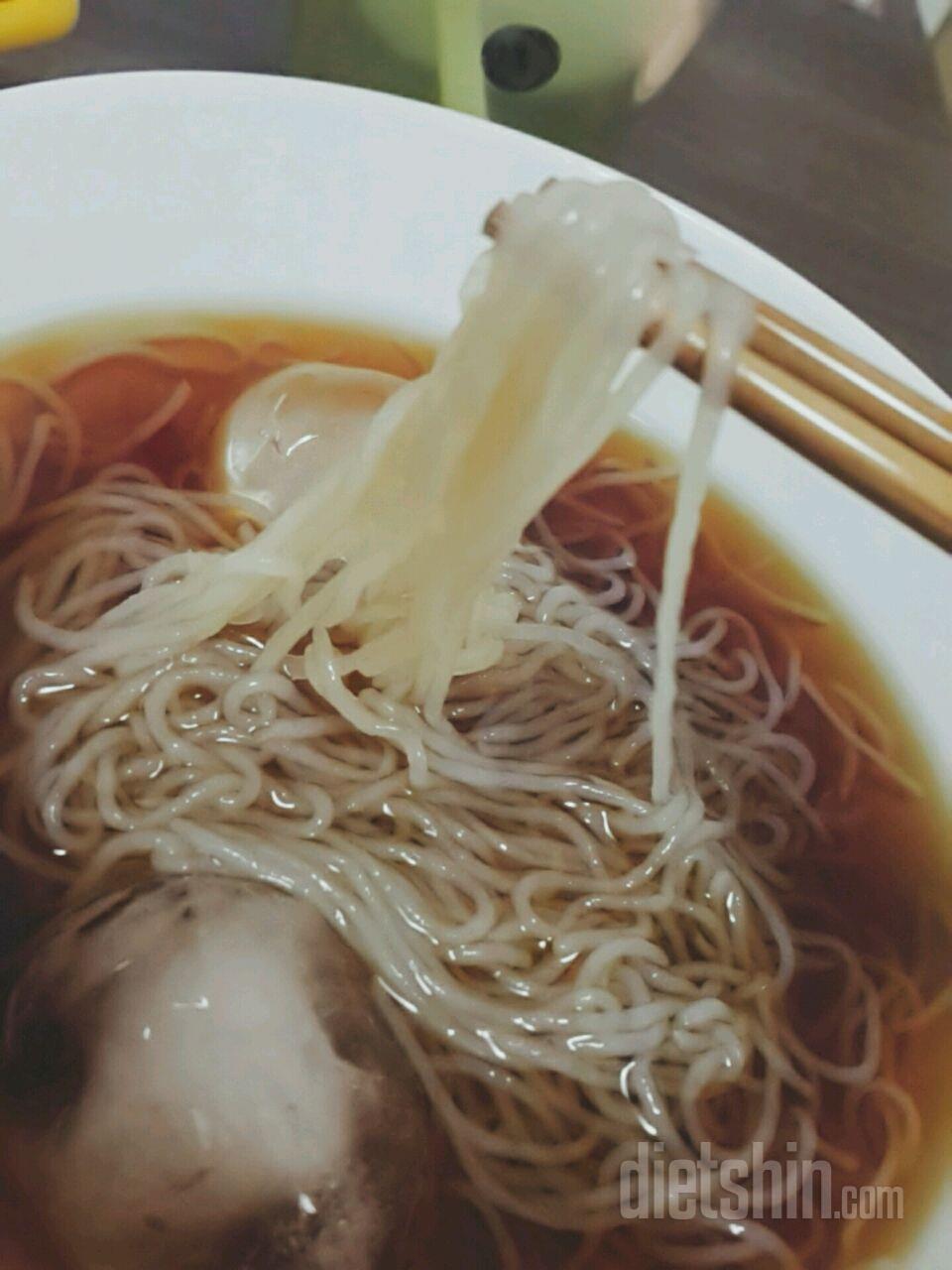 실곤약레시피🍝 모밀 ( 100kcal )