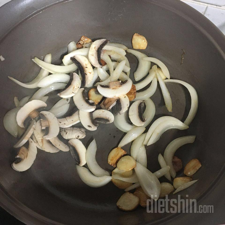 [공모전] 초간단 15분 닭가슴살 두유 파스타
