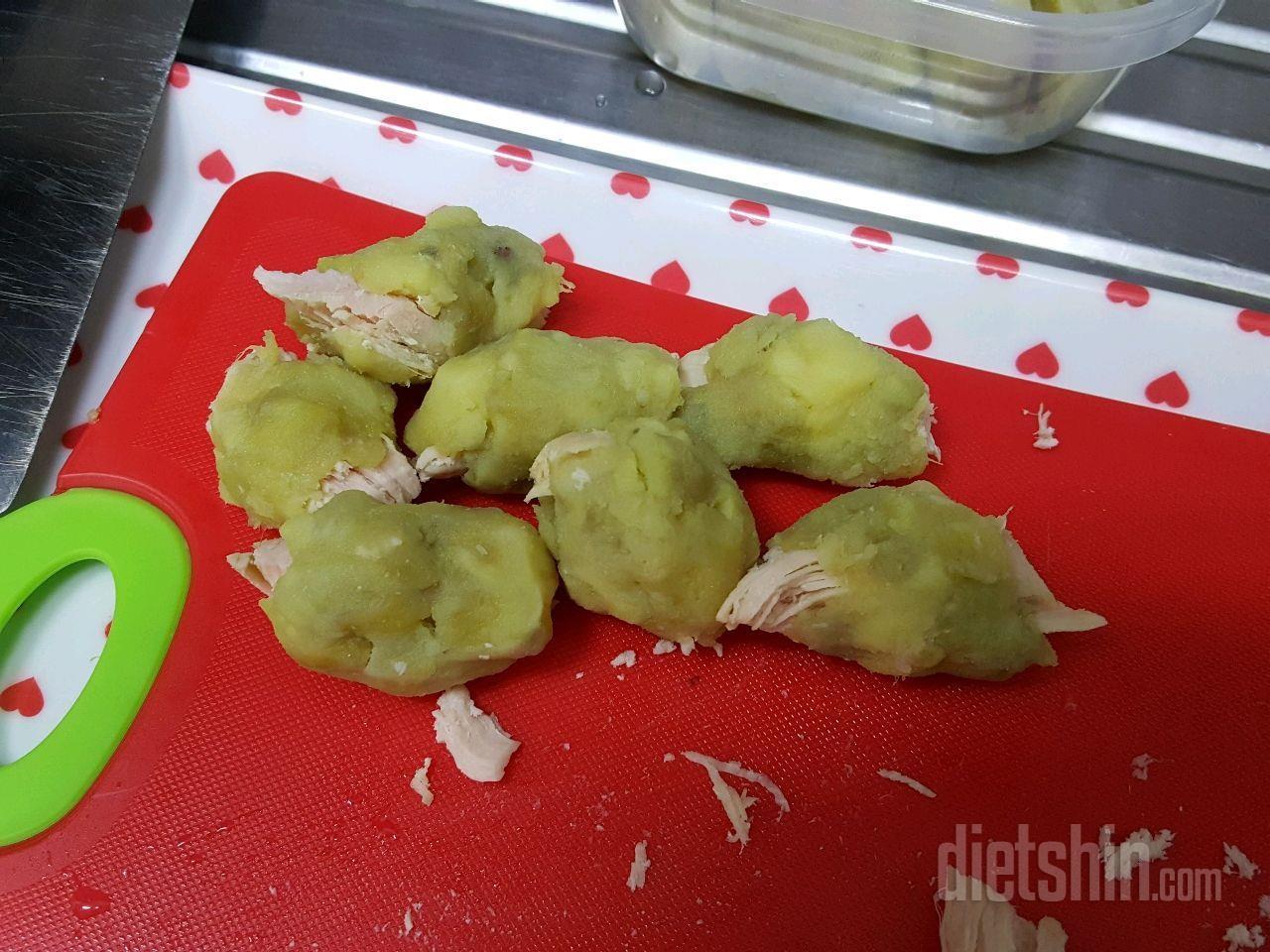 [공모전2] 닭가슴살 고구마말이