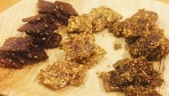 3가지맛의 건강간식 '오트밀' 쿠키!