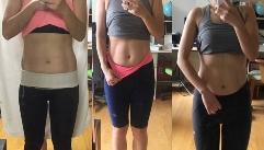 54kg→ 47.5kg, 체지방 과다 근육부족 체형 탈출기!