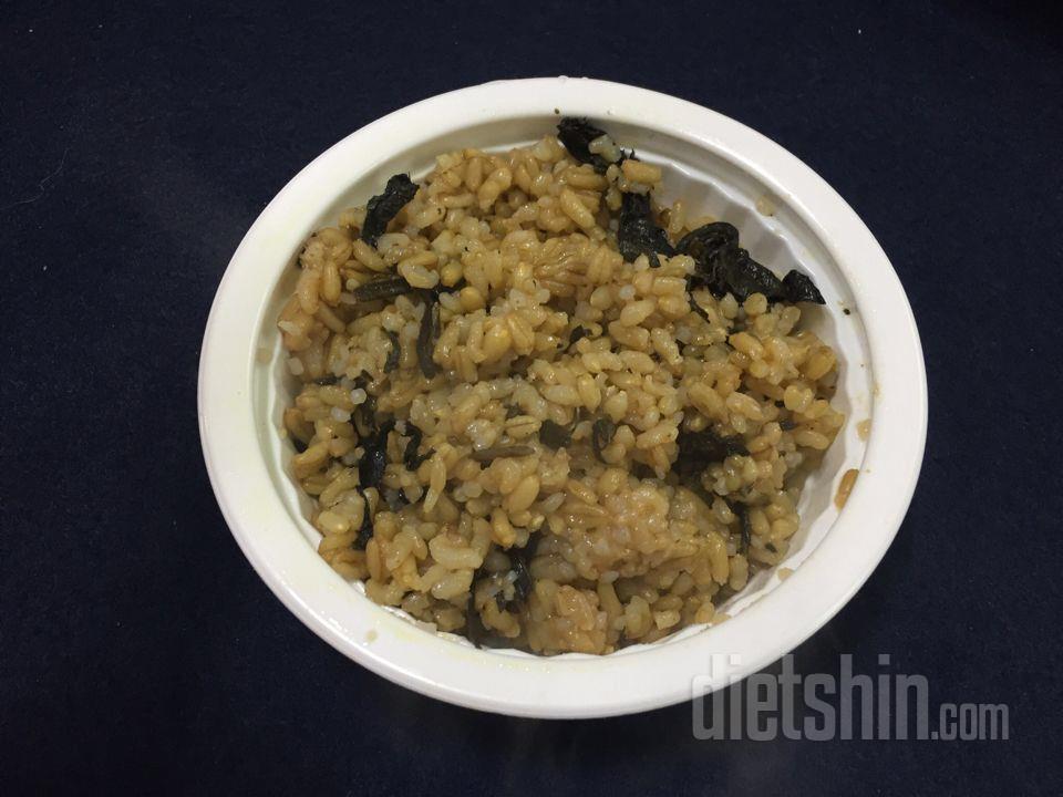 ✨곤약쌀로 만든 즉석밥! 밥이곤약 곤드레 리뷰✨