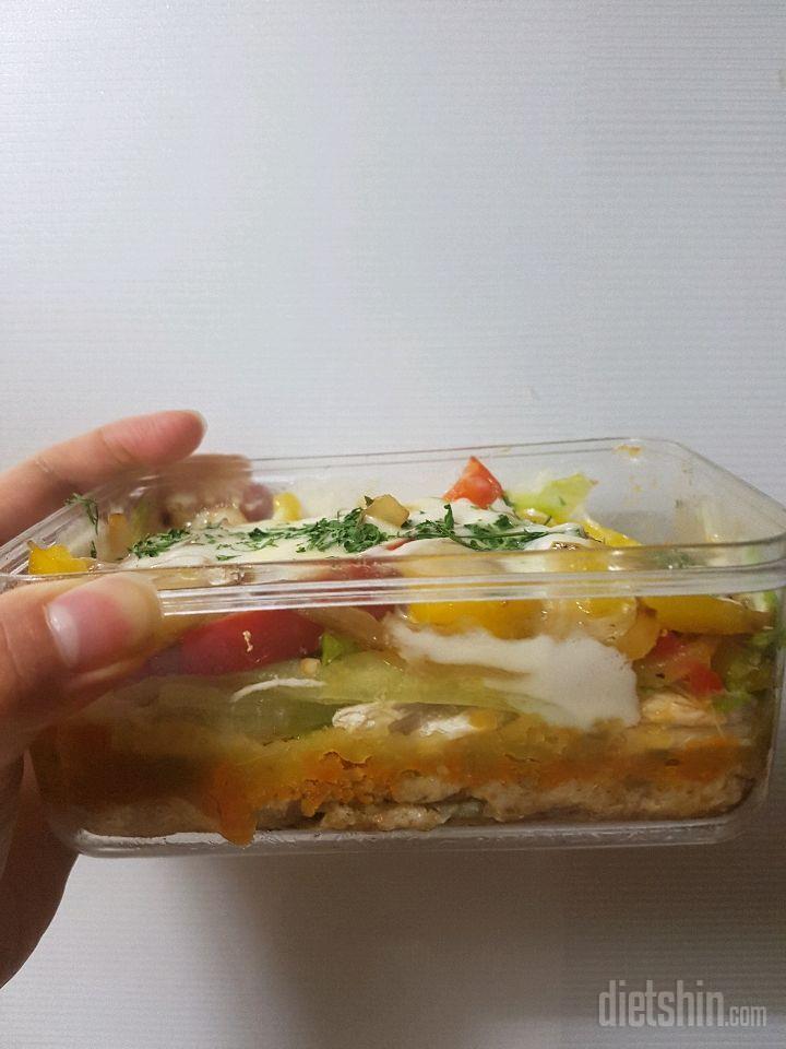 스푼고구마🍠피자🍕 통밀당의 견과스틱빵으로:)