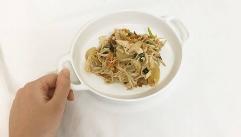 다이어터를 위한 탄수화물 걱정없는 버섯잡채!