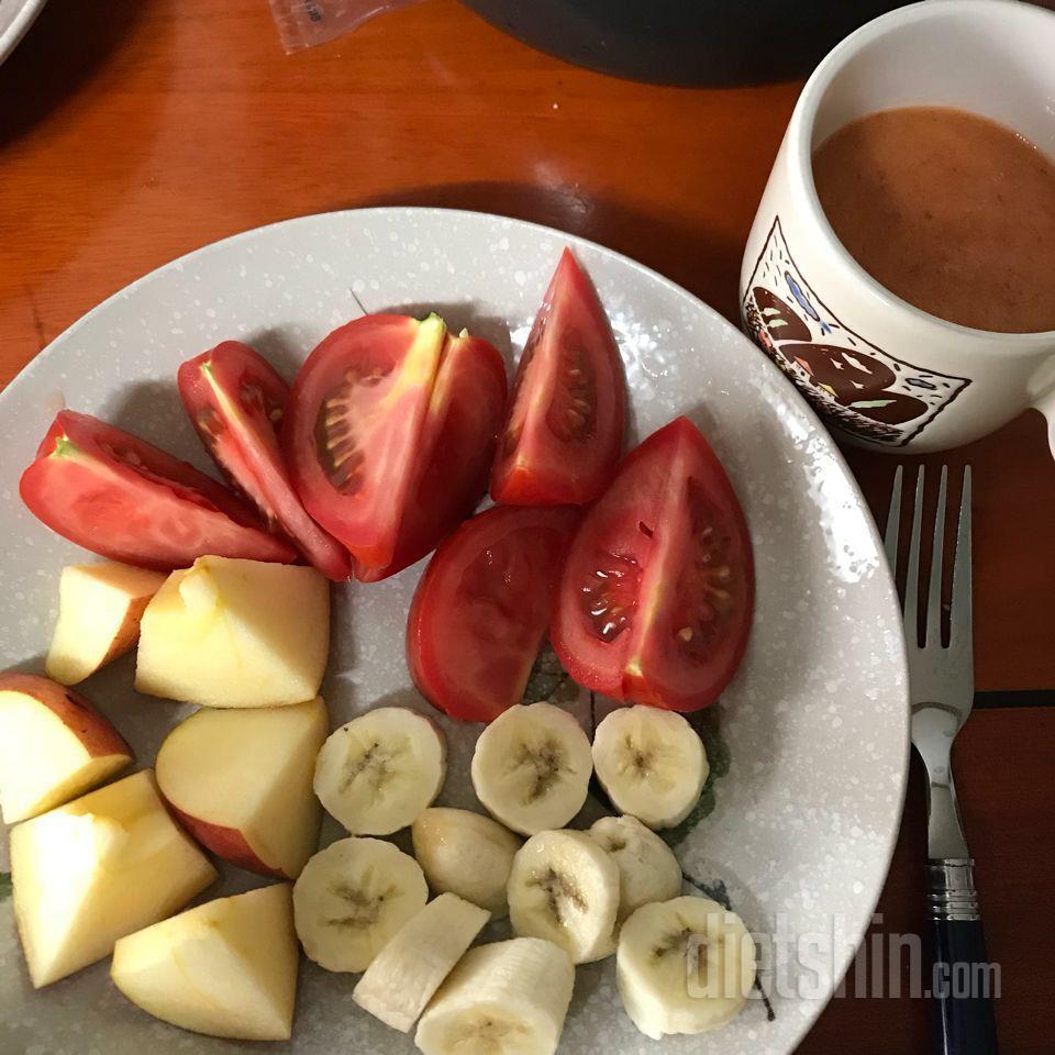 +4 아침식단 9:20