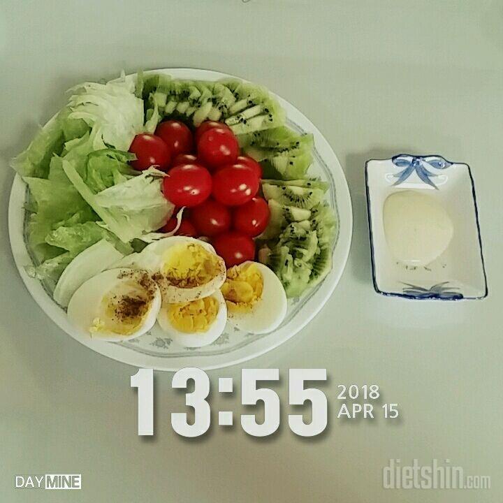 180415 : 1일차 식단 홧팅