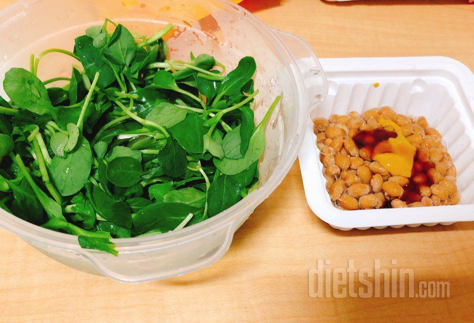 식단조절 2일차