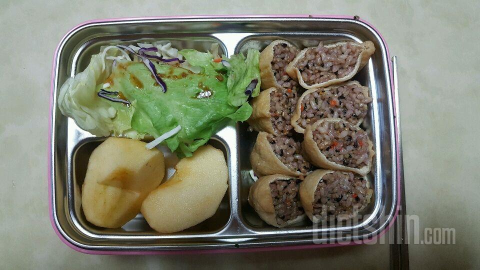 현미유부초밥