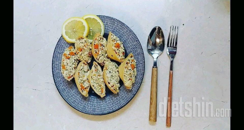 다이어트 유뷰초밥 만드는 방법