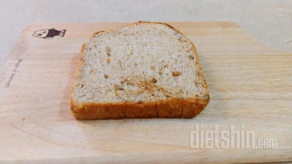 짜잔 호밀빵 샌드위치(비주얼 나름 굿!)
