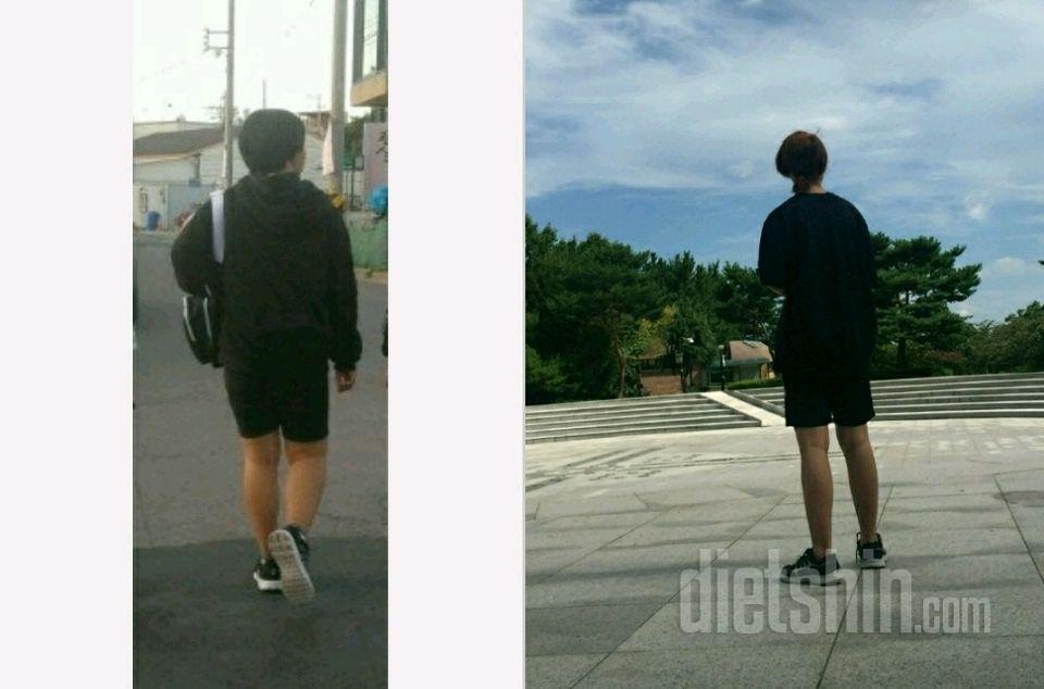 (두달 하고 반)(160cm) 64kg→50kg