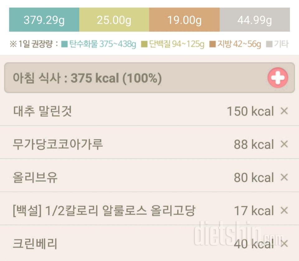 375k)노오븐 고단백 브라우니(밀가루,설탕,버터X)