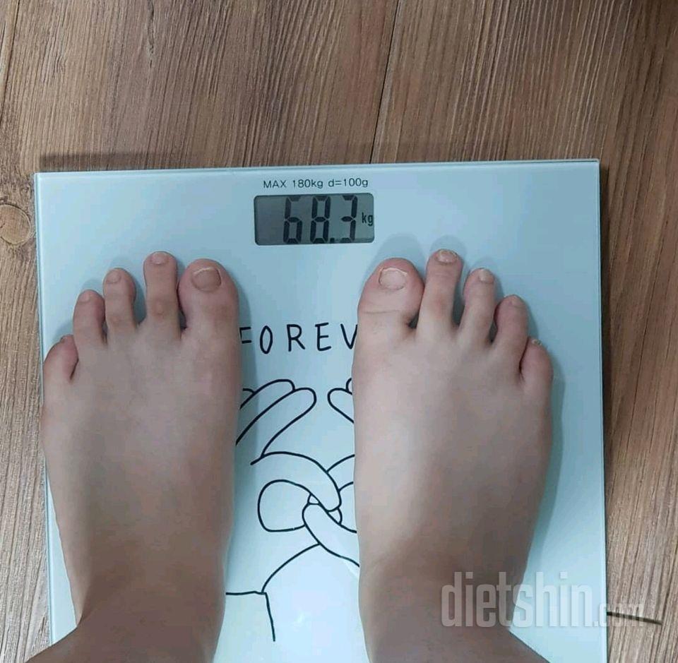 89kg-&gt\;65.5kg 25키로 감량