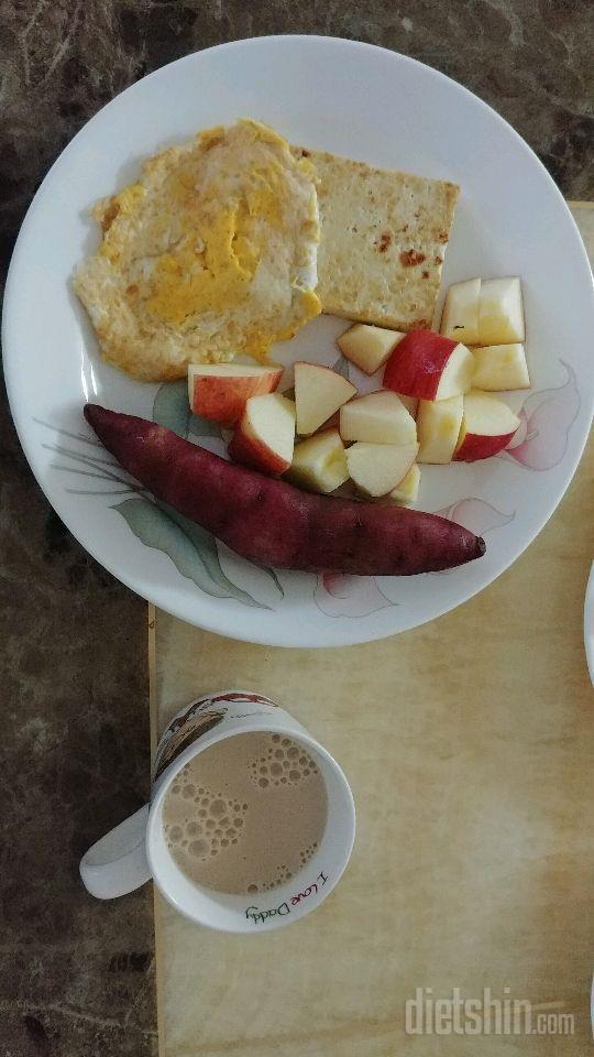 태풍치는 주말아침