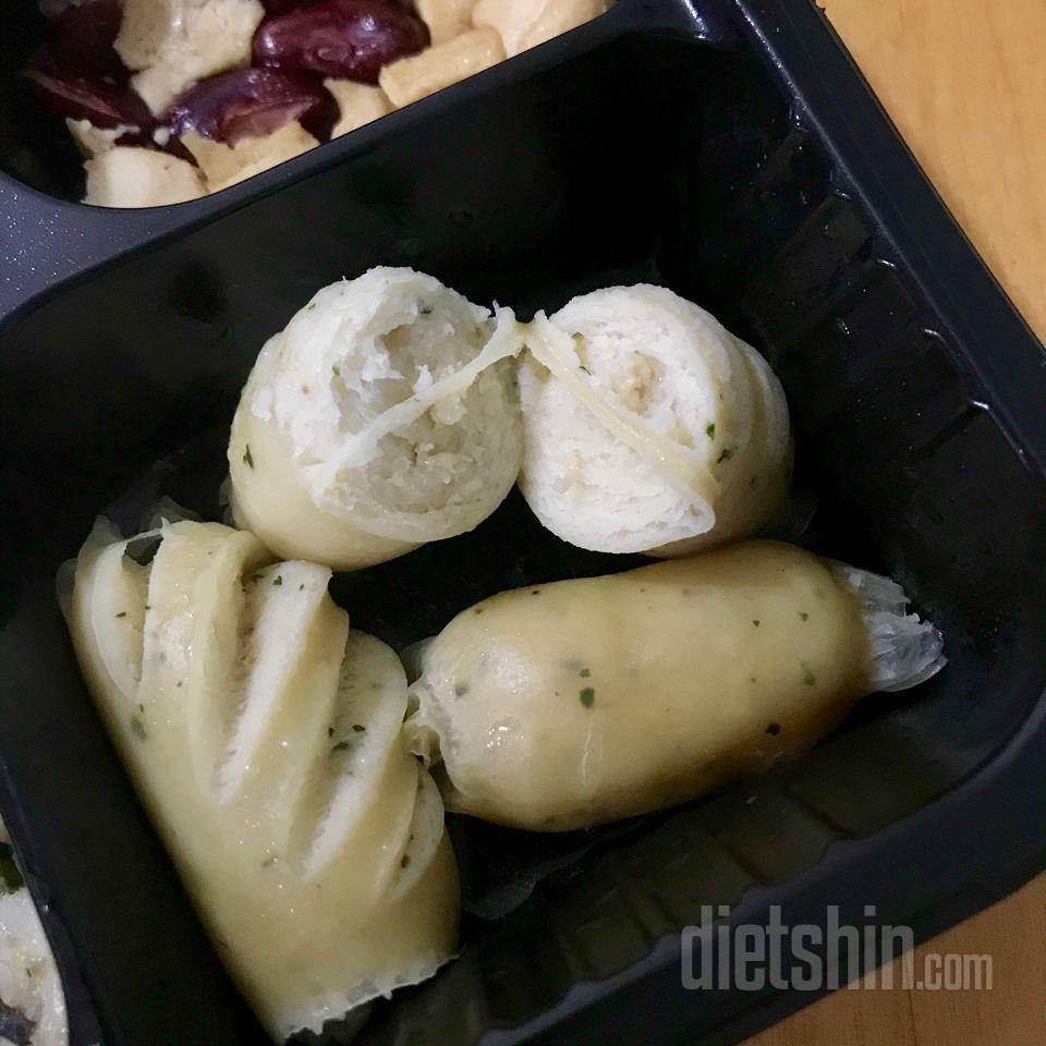 다신밥상 시래기밥🌱& 소시지 💛