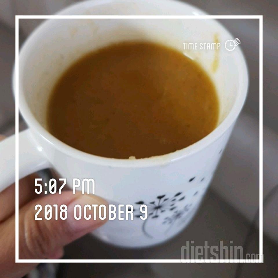 10월 9일째