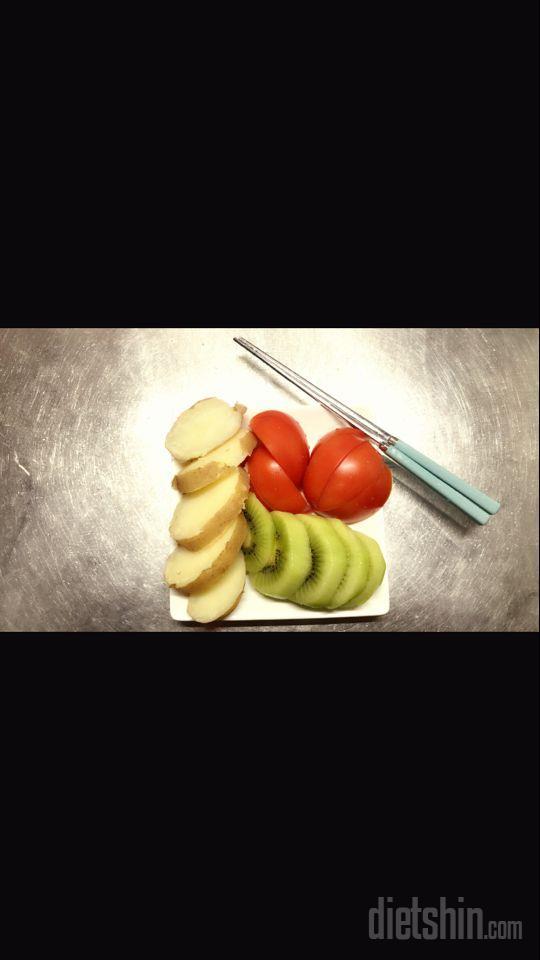 점심 161kcal