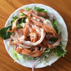 닭가슴살 요거트드레싱 샐러드