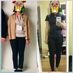 먹을 걸 좋아하는 21살 여자의 3주간의 61kg-&gt\;57.8kg 다이어트 후기