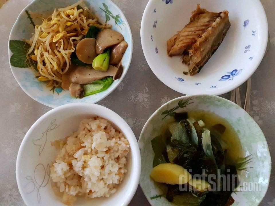 [181030] 오늘의 식단! 아침, 점심, 저녁, 간식까지👅