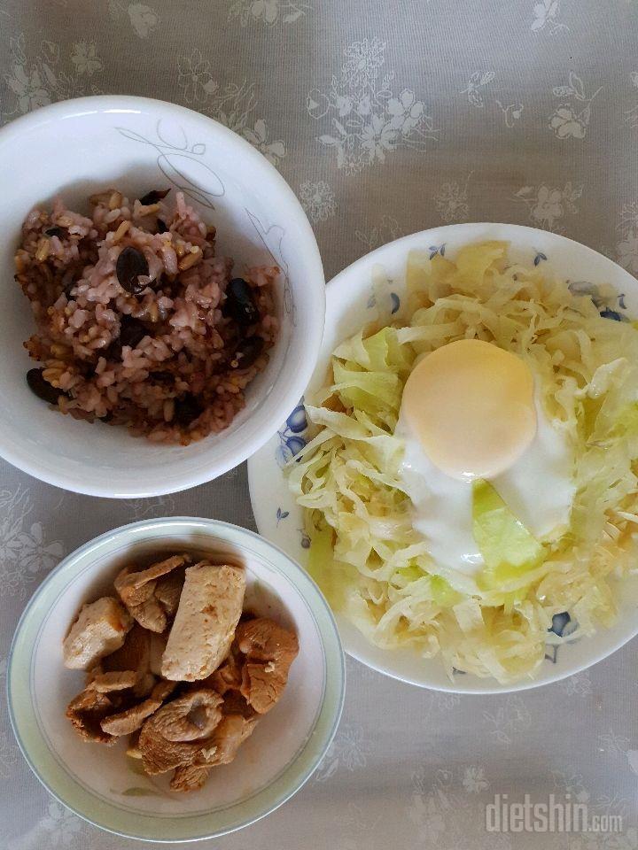 [181104] 오늘의 식단!