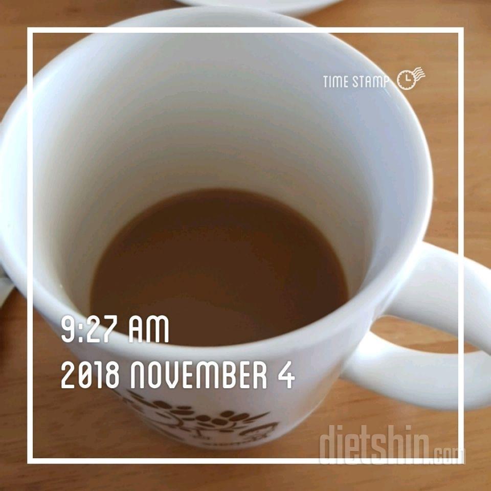 11월 4일째