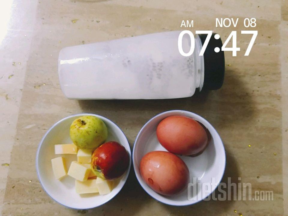 30일 아침먹기 128일차 성공!