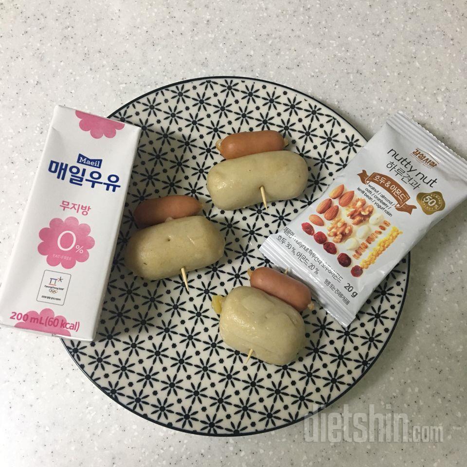 떡이말랑 소떡소떡 최고 다이어트 간식💞💞💞
