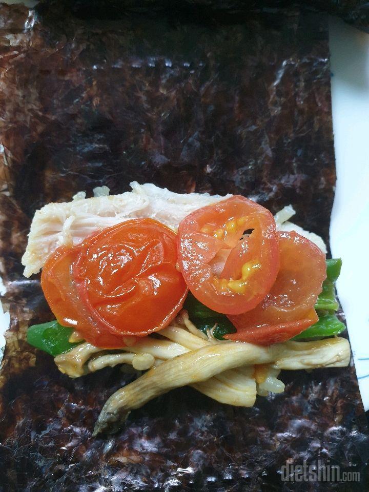 다이어트 김밥
