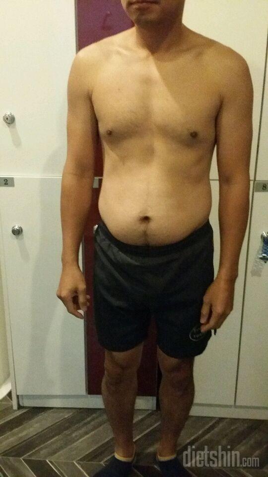 8주간 다이어트 18.1키로 감량 성공했습니다