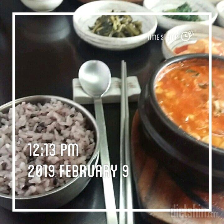 0209~0210 식단 + 신체나이 ㅠ