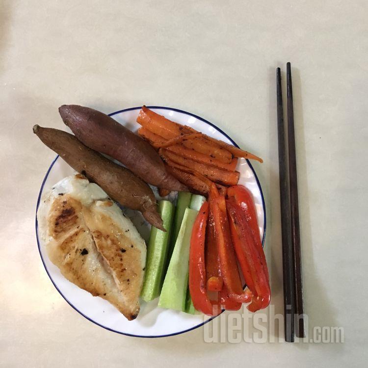 닭가슴살 스테이크 촉촉 맛있게 굽는법!